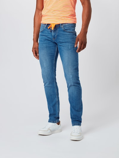 TOM TAILOR DENIM Jeans in hellblau, Modelansicht