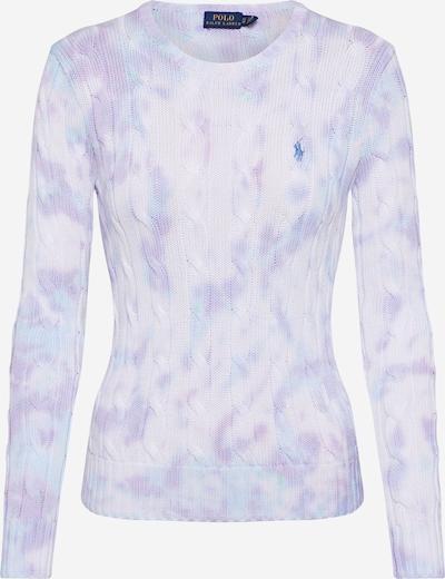POLO RALPH LAUREN Pulover | mešane barve / bela barva, Prikaz izdelka