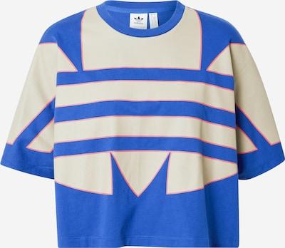 ADIDAS ORIGINALS T-Shirt in blau, Produktansicht