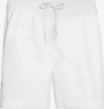 Calvin Klein Swimwear Badehorts in schwarz / weiß, Produktansicht