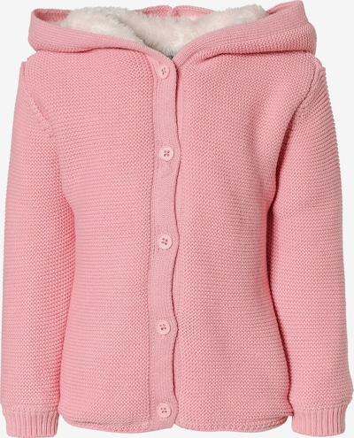 Noppies Strickjacke in rosa, Produktansicht