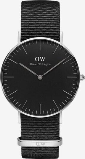 Daniel Wellington Quarzuhr 'Classic Black Cornwall' in schwarz / silber, Produktansicht