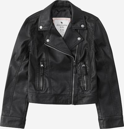 Abercrombie & Fitch Tussenjas 'BTS19-J2' in de kleur Zwart, Productweergave