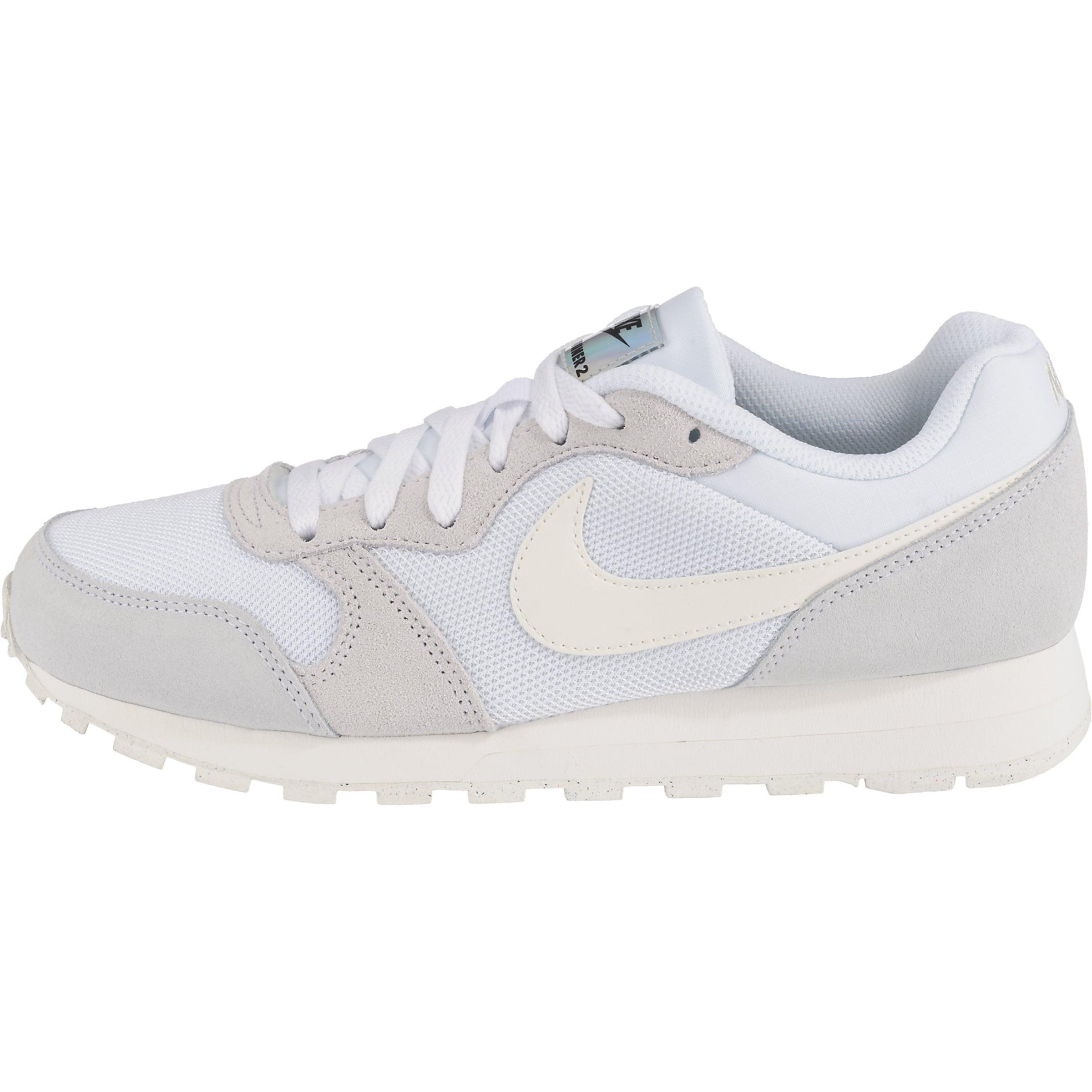 'runner 2' Sportswear In Sneaker Nike HellgrauOffwhite Naturweiß 6g7yfbY