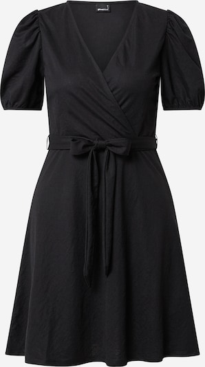 Gina Tricot Robe d'été 'Wanja' en noir, Vue avec produit