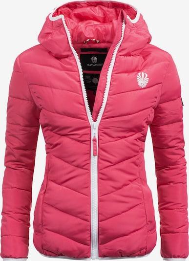 NAVAHOO Steppjacke 'Elva' in pink, Produktansicht