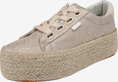 MTNG Sneakers laag 'WANDA' in de kleur Beige, Productweergave