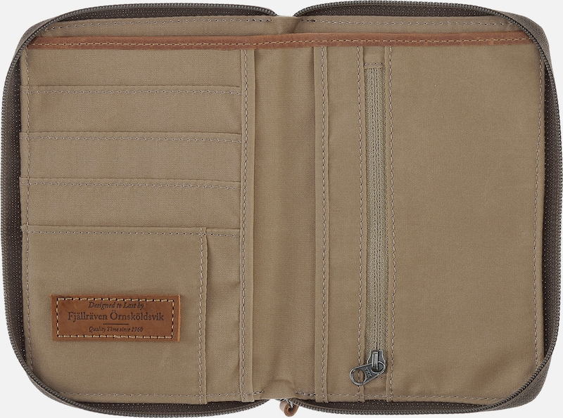 Fjällräven Passport Wallet Geldbeutel