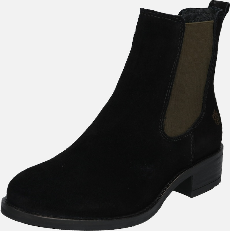 Apple of Eden Stiefelette 'AW19-GABY' in schwarz, Produktansicht