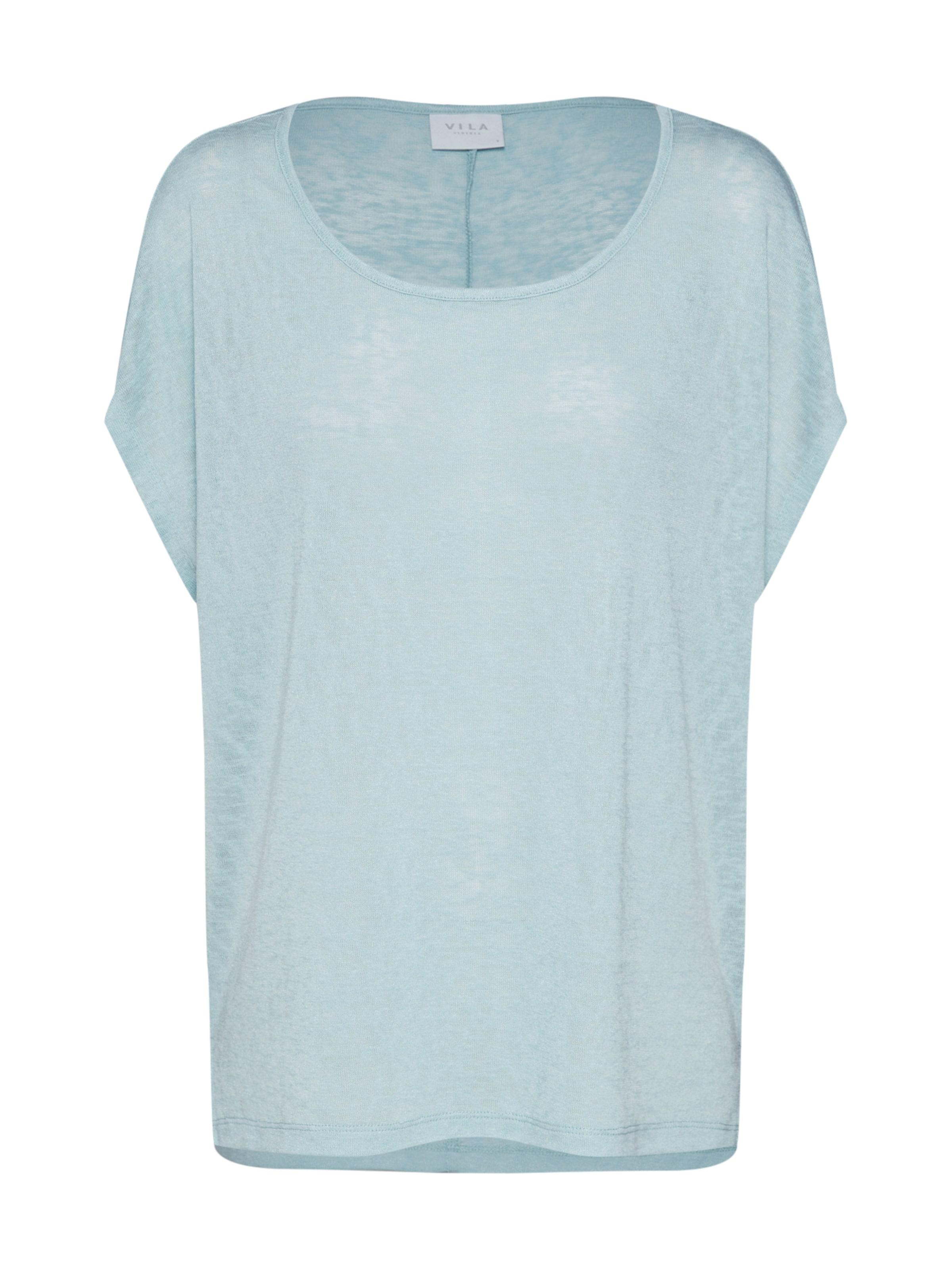 Vila T shirt 'visumi' En Bleu thrsCQdx