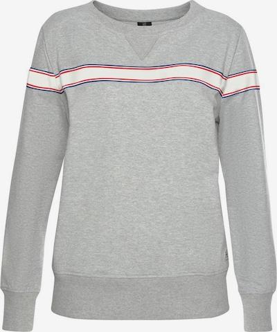 HIS JEANS Sweater in grau, Produktansicht