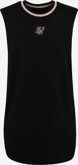 SikSilk T-Krekls pieejami bēšs / melns, Preces skats