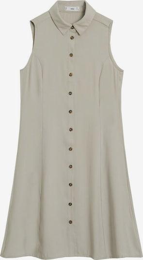 MANGO Robe-chemise 'Bowie' en gris clair, Vue avec produit