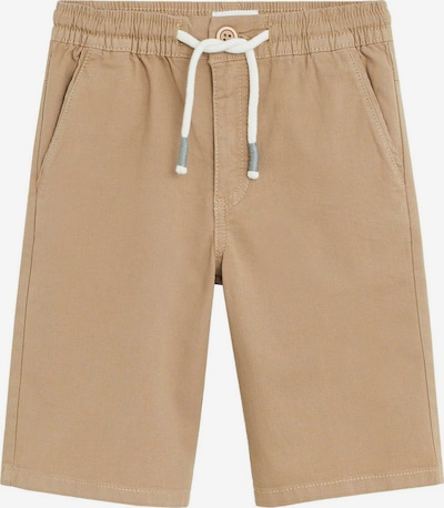 MANGO KIDS Shorts 'Richard' in hellbeige, Produktansicht