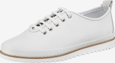 Paul Vesterbro Leder Sneakers in weiß, Produktansicht