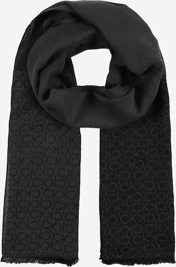 Calvin Klein Šal 'MONO BLEND' | črna barva, Prikaz izdelka
