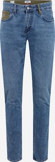 Tommy Jeans Jean 'SCANTON HERITAGE SLIM NWCR' en bleu denim, Vue avec produit