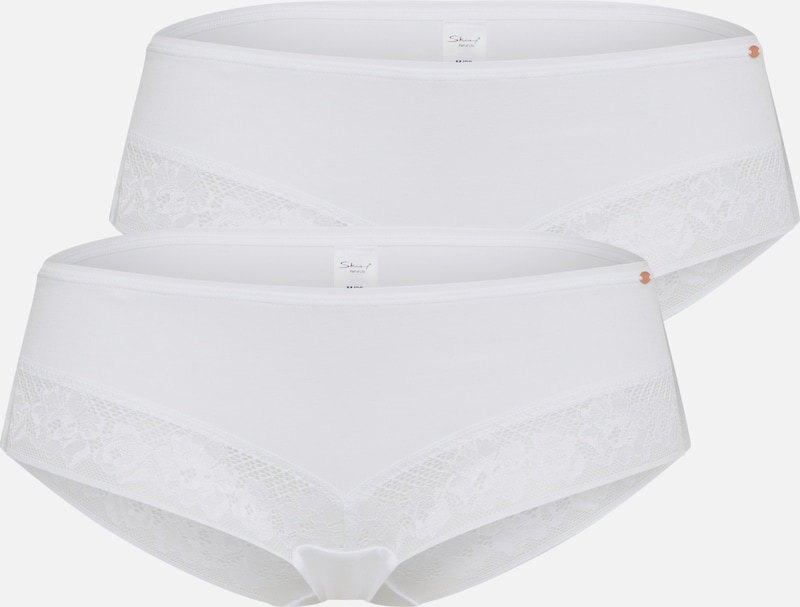 Skiny 'Smart   Cotton' Panty in weiß, Produktansicht