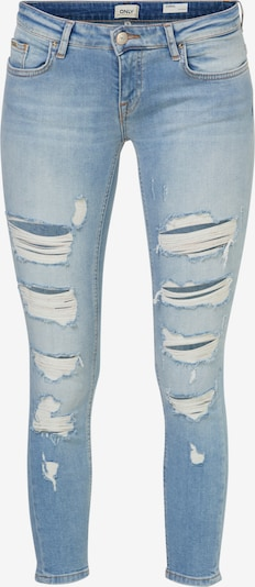 ONLY Jeans in de kleur Lichtblauw, Productweergave