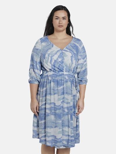 MY TRUE ME Kleid in rauchblau / mischfarben, Modelansicht