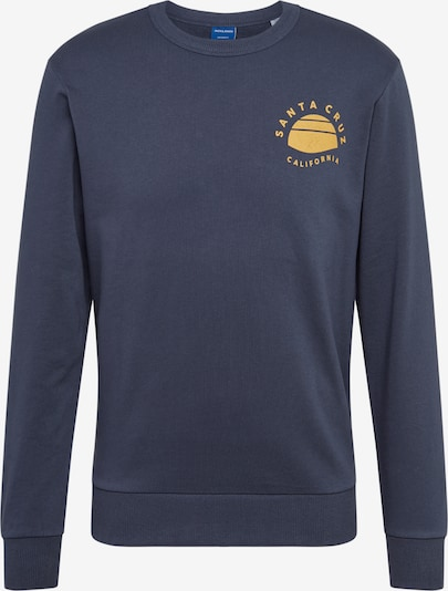 JACK & JONES Sweatshirt 'JORVINTAGE DESERT SWEAT CREW NECK' in navy, Produktansicht