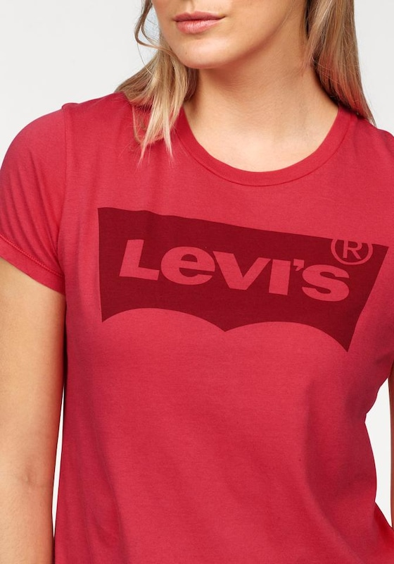 LEVI'S Shirt 'The Perfect Tee Large Batwing'