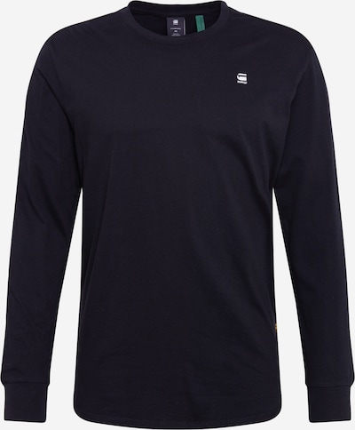 G-Star RAW Shirt in schwarz, Produktansicht