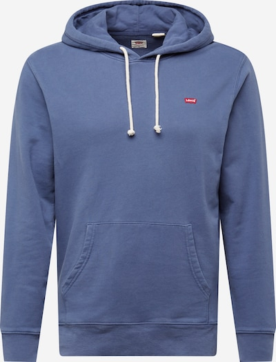 LEVI'S Sweater majica u indigo, Pregled proizvoda