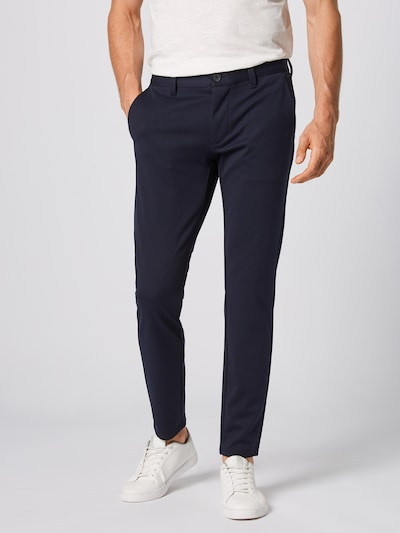 Only & Sons Chino 'MARK PANT GW 0209' in de kleur Donkerblauw, Modelweergave