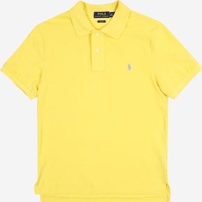 POLO RALPH LAUREN Shirt 'SLIM POLO' in de kleur Geel, Productweergave