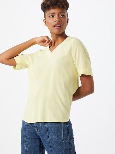 EDC BY ESPRIT Bluse in gelb, Modelansicht