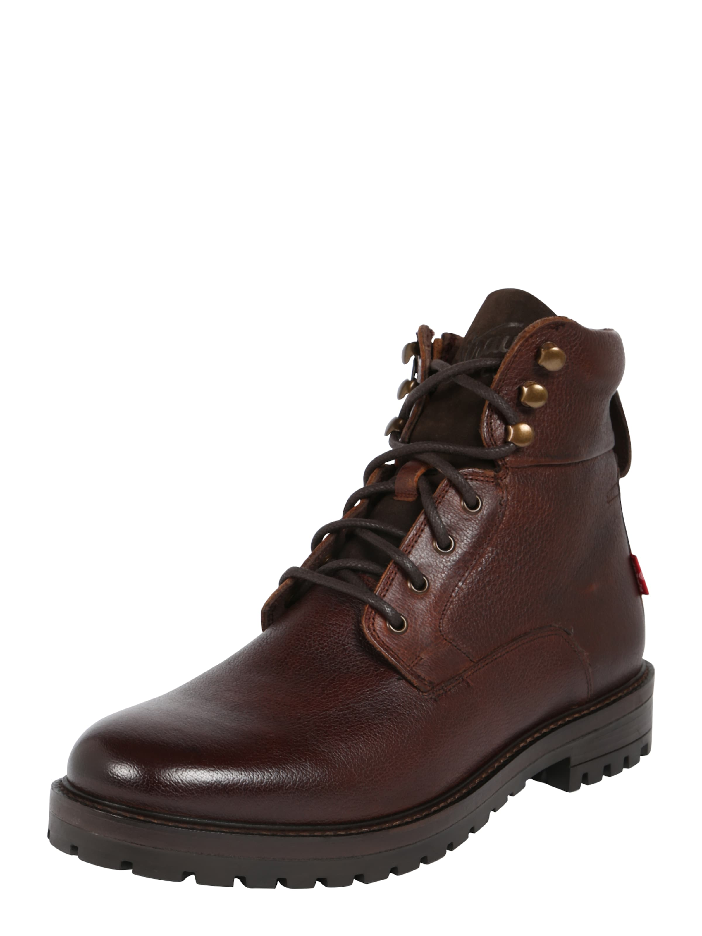 Bottines Marron Levi's 'lloyd' En Lacets À hxdQtrCs