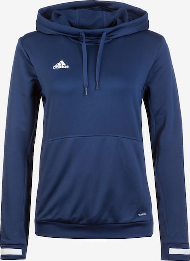 ADIDAS PERFORMANCE Sweatshirt 'Team 19' in marine / weiß, Produktansicht