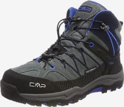 CMP Schuhe 'Rigel Mid' in blau / grau, Produktansicht