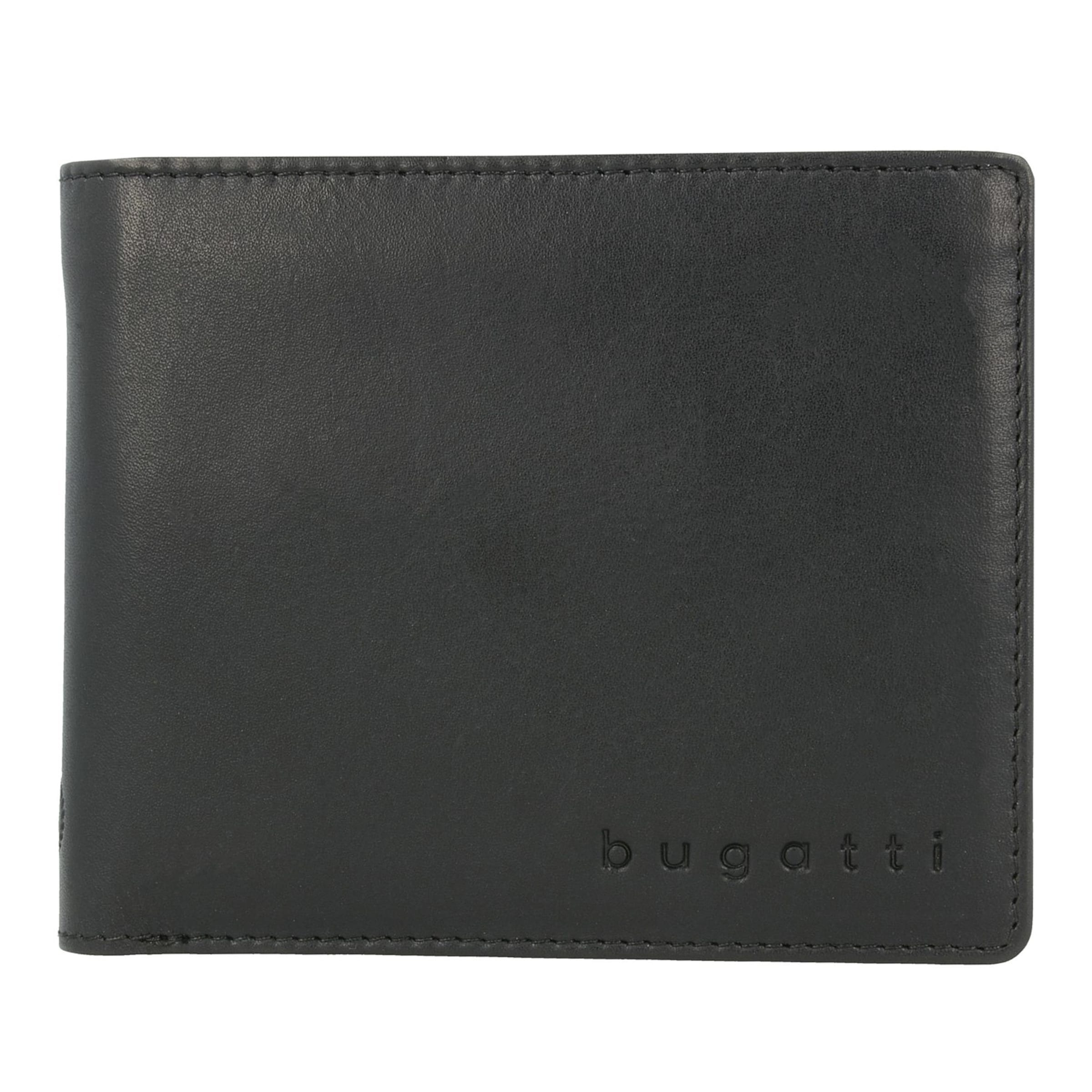 'primo' Bugatti Geldbörse In Bugatti Schwarz Geldbörse lJFK3Tcu1