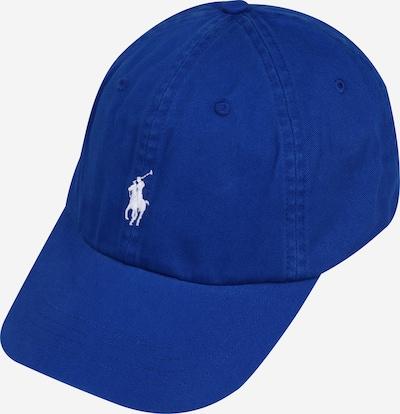 POLO RALPH LAUREN Cap  'CLASSIC SPORT CAP W/ SMALL PP' in hellblau / dunkelblau, Produktansicht