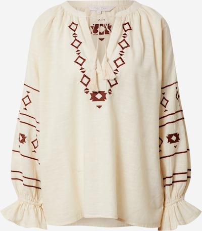 Part Two Bluza 'Dendie' u ecru/prljavo bijela / hrđavo smeđa, Pregled proizvoda
