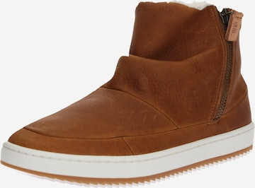 HUB Ankle Boots 'Ridge' in Brown