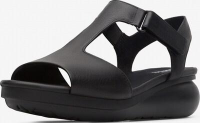 CAMPER Sandalen ' Balloon ' in schwarz, Produktansicht