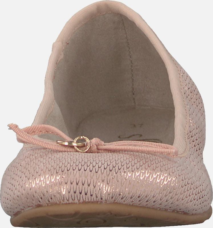 s.Oliver RED Schuhe LABEL | Klassische Ballerinas Schuhe RED Gut getragene Schuhe c575d5
