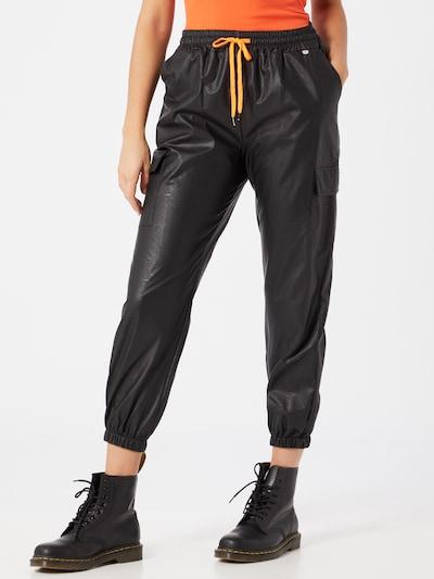 Liebesglück Spodnie w kolorze czarnym, Podgląd na modelu(-ce)