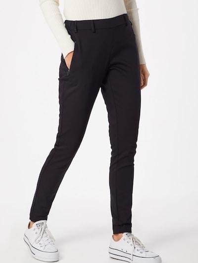 Kaffe Pantalon 'Vera Pants' in de kleur Zwart, Modelweergave