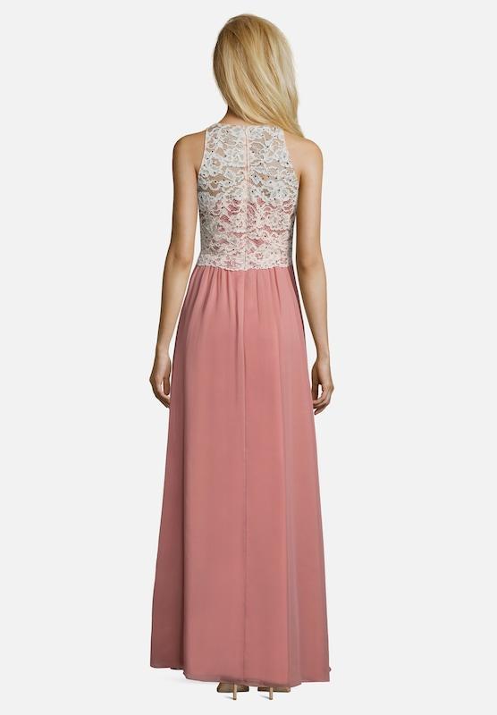 VM Vera Mont Kleid in rosa / weiß | ABOUT YOU