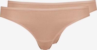HUBER Taillenslip 'Mia' in nude, Produktansicht