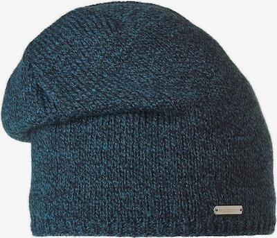 STÖHR Beanie 'Hoss' in blau, Produktansicht