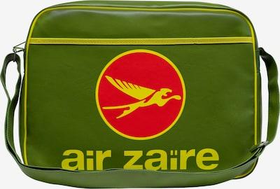LOGOSHIRT Tasche 'Air Zaire' in grün, Produktansicht