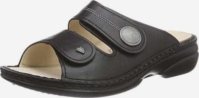 Finn Comfort Pantolette in schwarz, Produktansicht