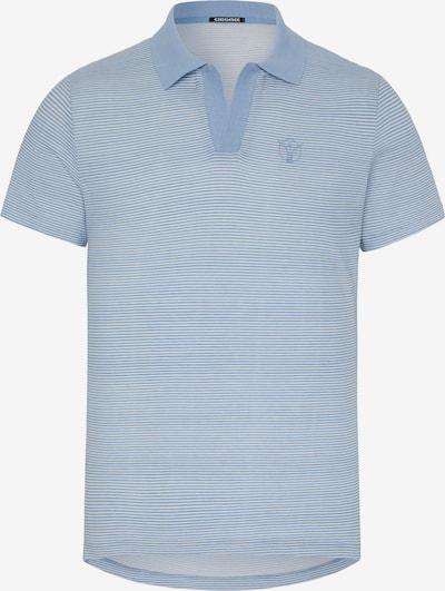 CHIEMSEE Shirt in hellblau / weiß, Produktansicht