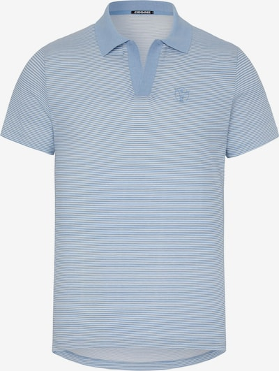 Tricou funcțional CHIEMSEE pe albastru deschis / alb, Vizualizare produs