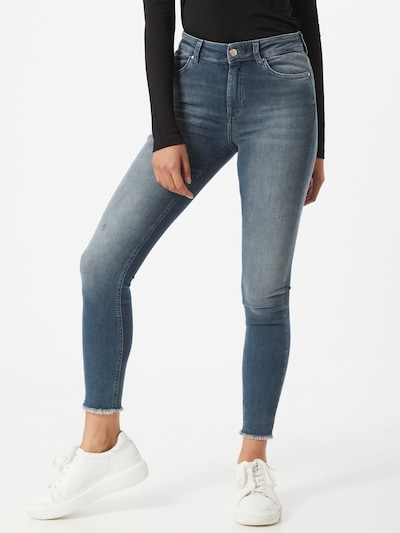 ONLY Jeans 'BLUSH' in de kleur Blauw denim, Modelweergave